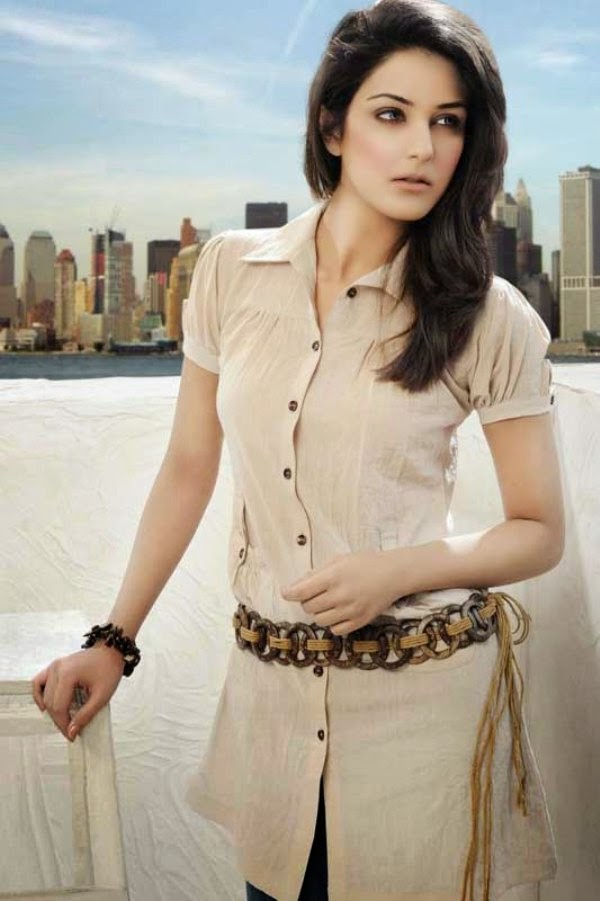 Long Shirts with Jeans Collection 2014 | Long Shirts with Tight Jeans Trends 2014 for Girls ...