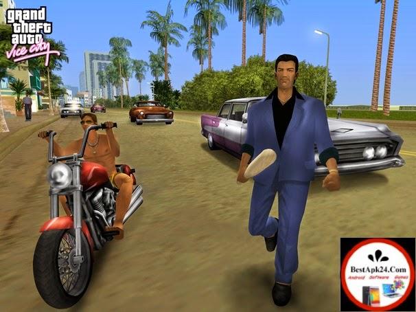 Grand Theft Auto: Vice City v1.06 APK+DATA