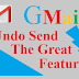 Undo Send-a Very useful Gmail Feature, how to activate and use it