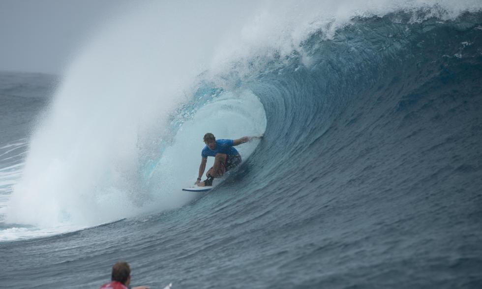 8 John John Florence Billabong Pro Tahiti Foto WSL Stephen Robertson