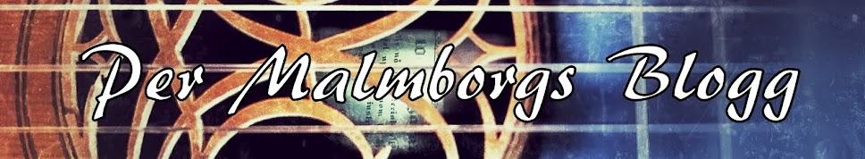 Per Malmborgs Blogg