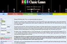 RGB Classic Games: colección de juegos clásicos de DOS para jugar online