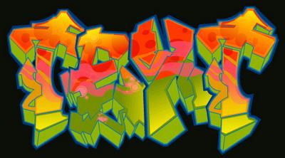 Write my name in graffiti online