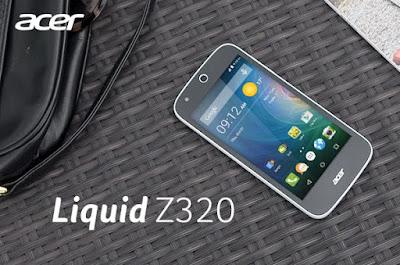 Acer Liquid Z320, Membuat Anak Senang, Orang Tua pun Tenang