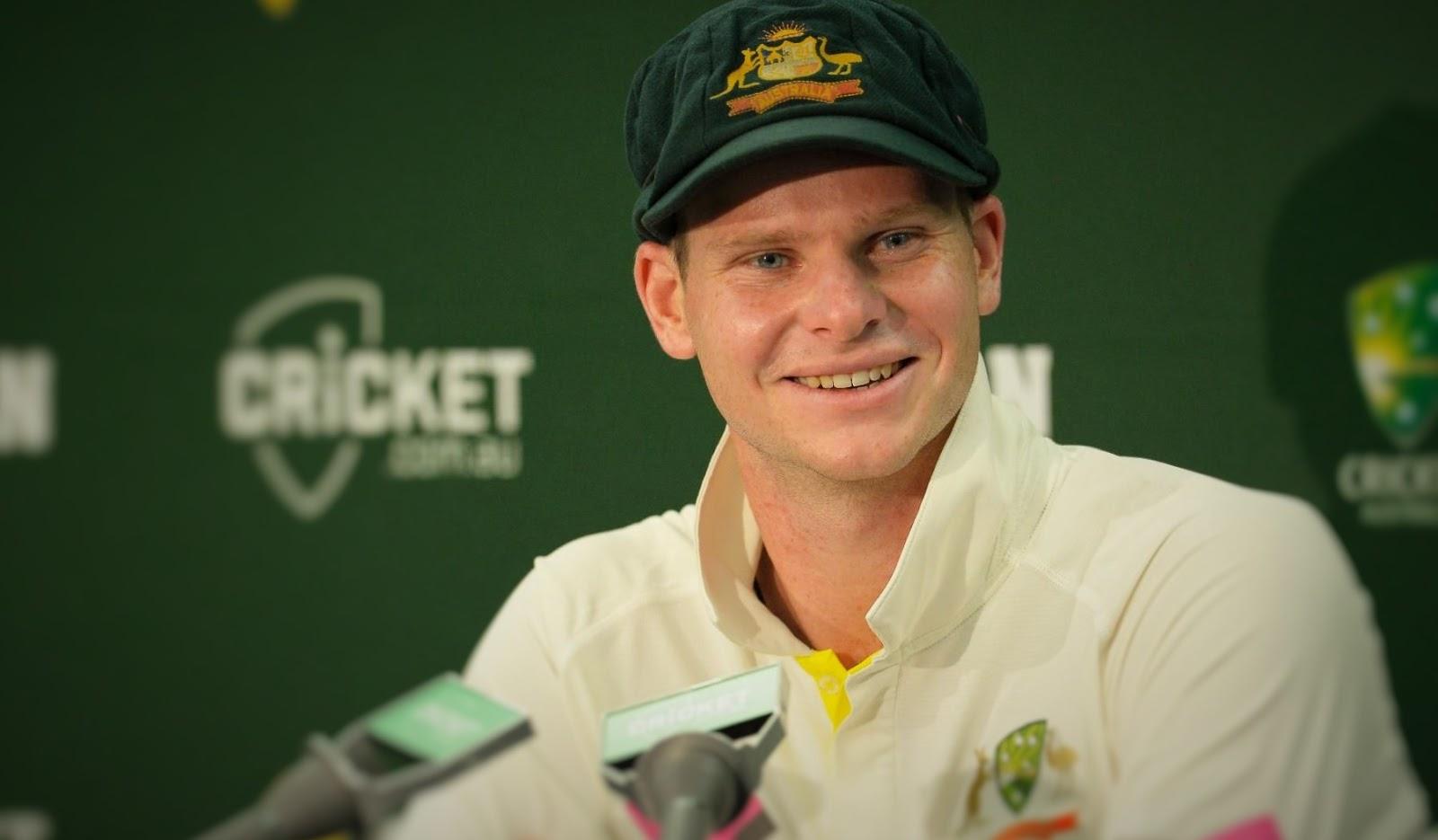 Steven Smith Profile A Short Cricket Biography