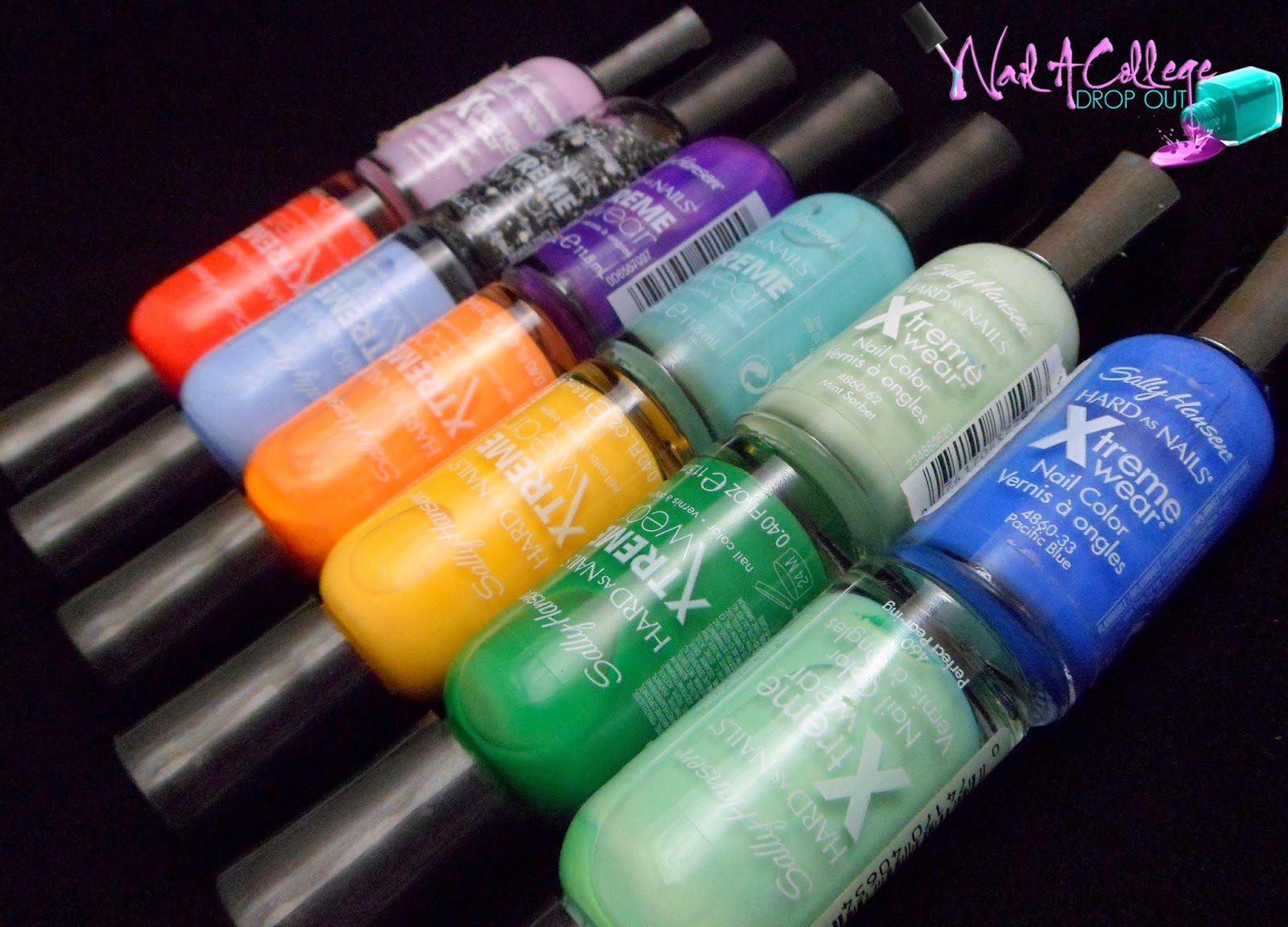 Nail A College Drop Out: My Favorite Nail Polish Brands