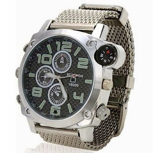 Relógio Iron Pro HD
