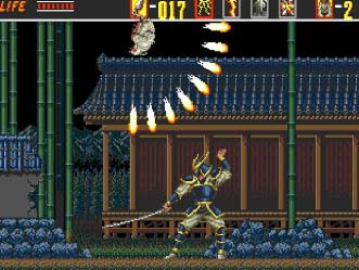 Free Download Games The Revenge of Shinobi Full Version For PC