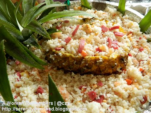 Hawaiian rice, nutrition month, nutrition month activity, rice benefits