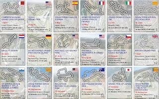 jadwal moto gp 2013