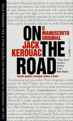 ON THE ROAD - MANUSCRITO ORIGINAL - Jack Kerouac