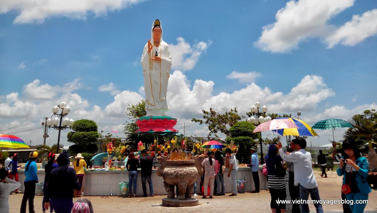 Bac Lieu Vietnam  city images : Nha Mat Beach, Bac Lieu Aug 2013 Travel Agency in Vietnam Tours ...