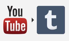 youtube ke tumblr