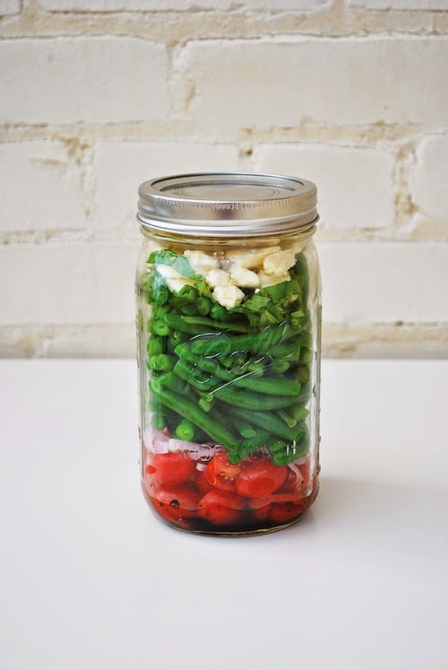 Win a copy of Mason Jar Salads and More