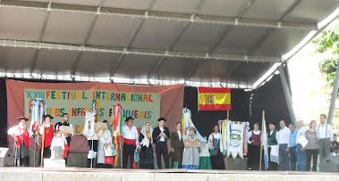 XXIII Festival Internacional Infantil e Juvenil de Danças e Cantares Regionais