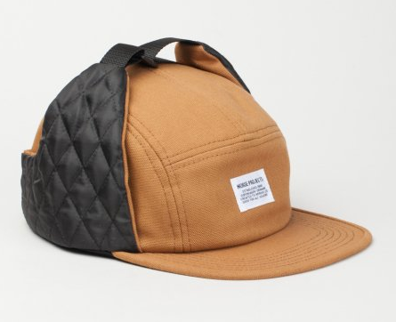 norse projects five panel hat
