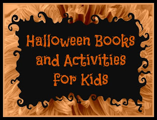 halloween books and activities for kids
