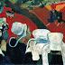 "Vaazdan Sonraki Görüntü ""Vision After the Sermon"" - Gauguin"