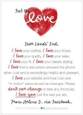 Feb. 14, 2012 Lands' End email