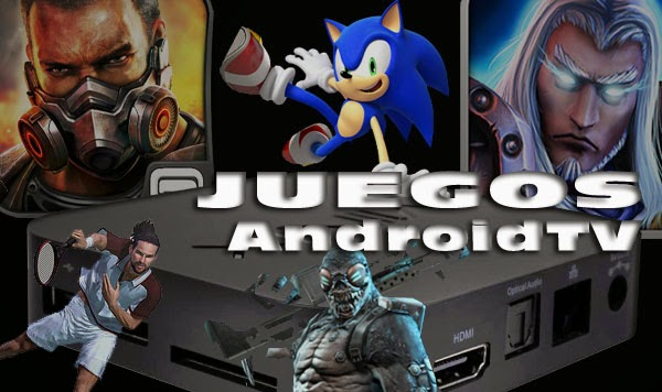GAMEPAD ANDROIDTV COMPATIBLE