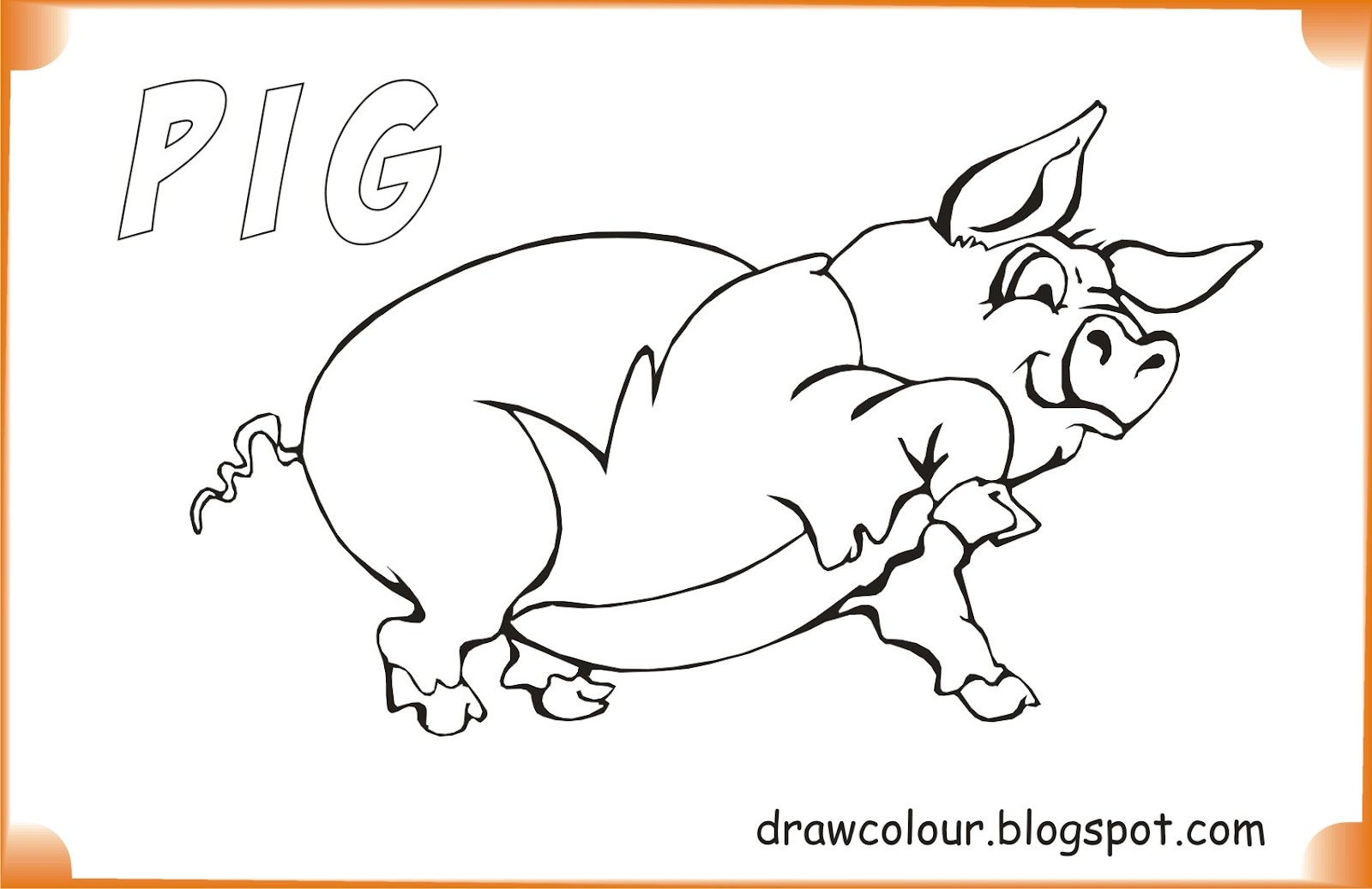 printable-pig-coloring-pages