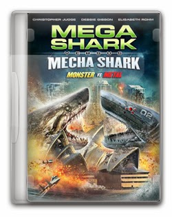 Mega Shark vs. Mecha Shark   BRRip AVI + RMVB Legendado