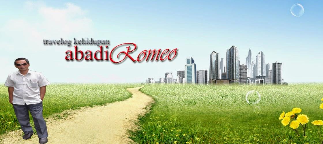 Travelog Kehidupan Abadi Romeo