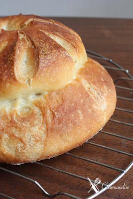 gourmandise cottage bread levain