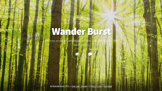 WanderBurst