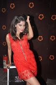 Actress Anukruti Hot Photos Gallery in Red-thumbnail-6