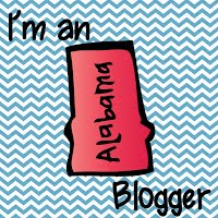 I'm an Alabama Blogger