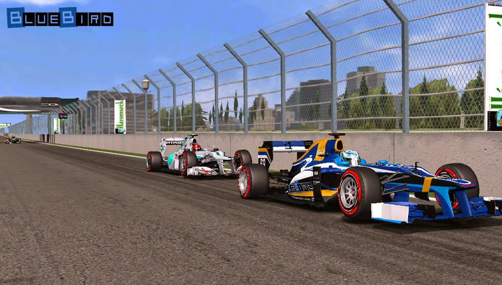 BlueBird Racing, F1, Formula-1 Szentliga, Kanadai Nagydíj, sport, Szentliga, szimulátorbajnokság,