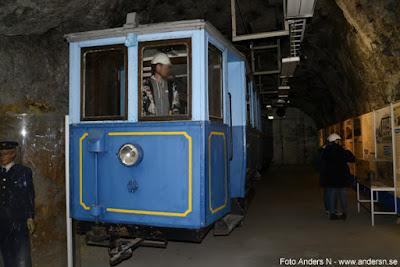 spårvagn Kiruna