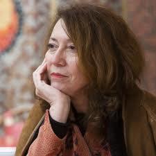 Jeanne Benameur à la bibliothèque de Saint Georges vendredi