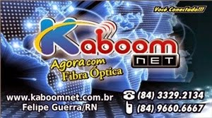 Kaboom Net - A melhor de toda região Oeste Potiguar