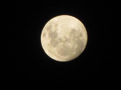 Super Moon 2012