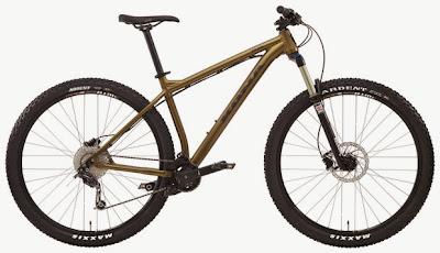2014 Kona Taro 29er Bike