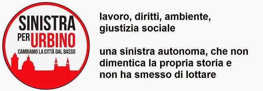 Sinistra per Urbino