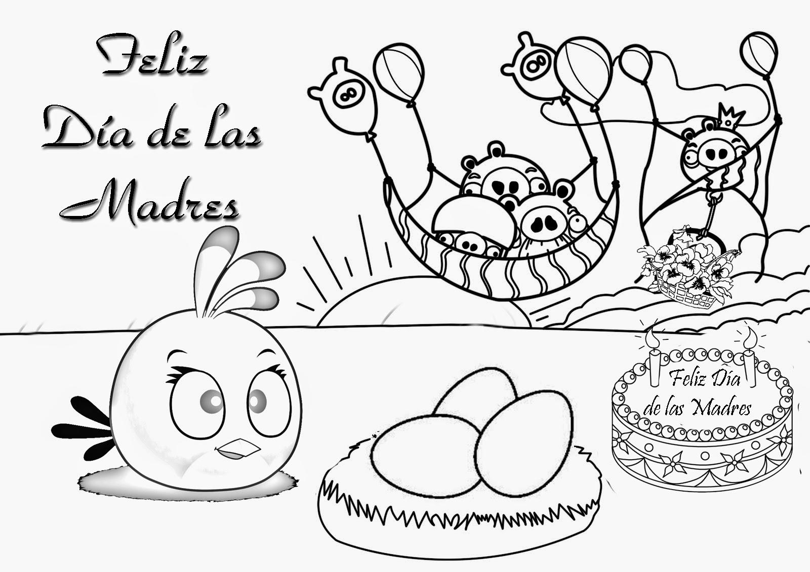 Banco de Imagenes y fotos gratis Dibujos Dia de la Madre para