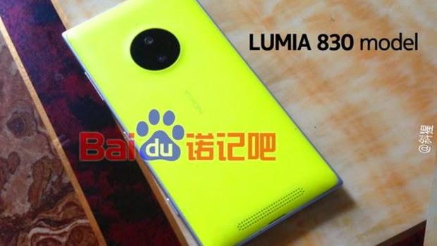 Benarkah Lumia 830 Luncurkan Kamera PureView 41MP
