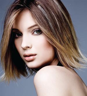 Peinados De Melenas Medias - Peinados media melena fáciles paso a paso L
