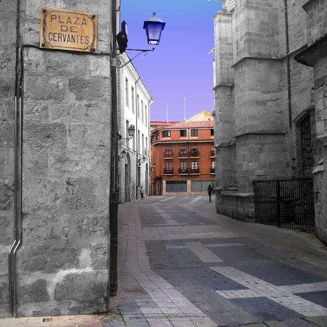 Desde la plaza de Cervantes, 2012 (cc) Abbé Nozal