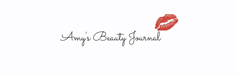 Amy&#39;s Beauty Journal