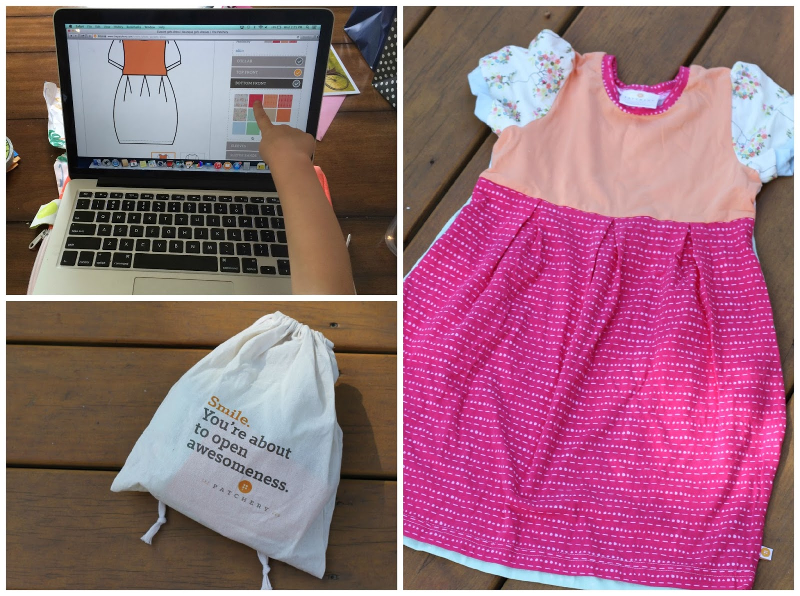 Design your own kids' clothes (& giveaway)   the chirping moms
