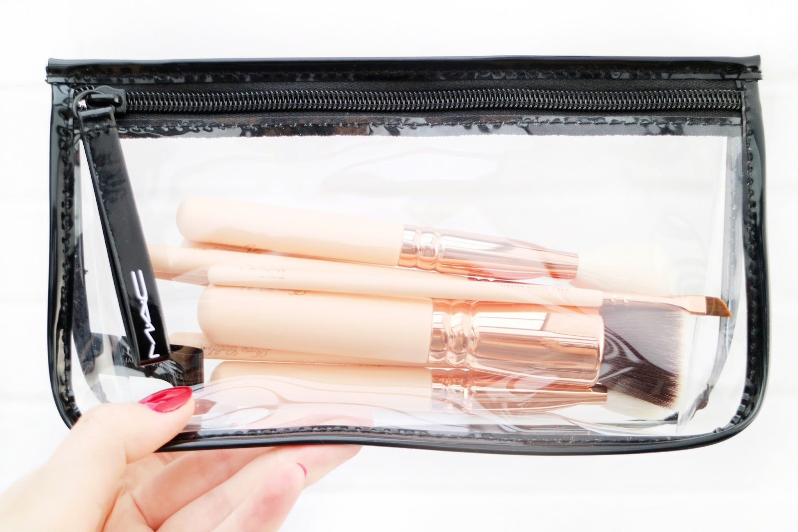 ZOEVA ROSE GOLDEN VOL 2 LUXURY BRUSH SET