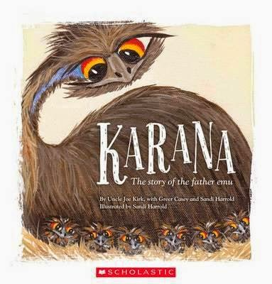 Karana: The story of Father Emu