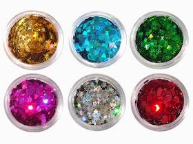 Hologramos flitterek a CsillámVilágnál