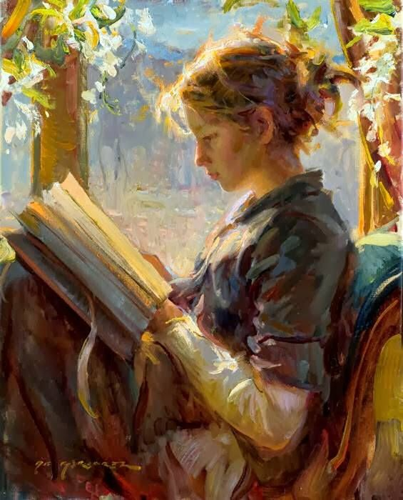 Con los libros soñamos y viajamos tan lejos como nos lleve nuestra imaginación.