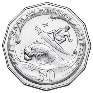 surfing coin