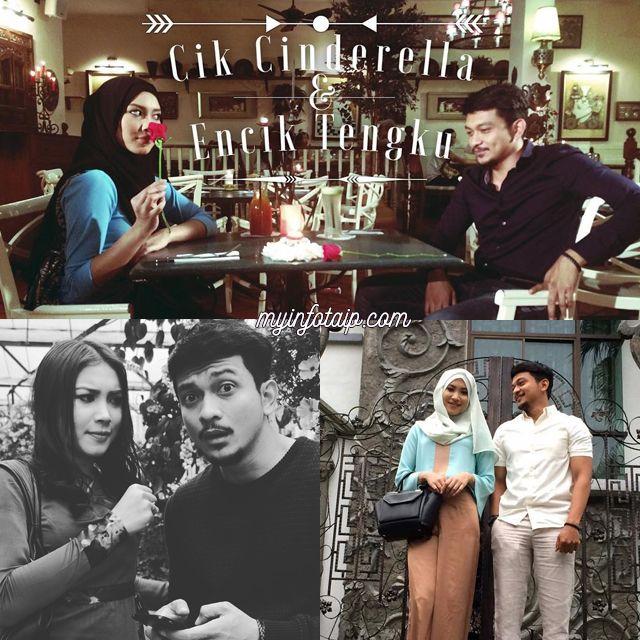Cik Cinderella dan Encik Tengku tv3